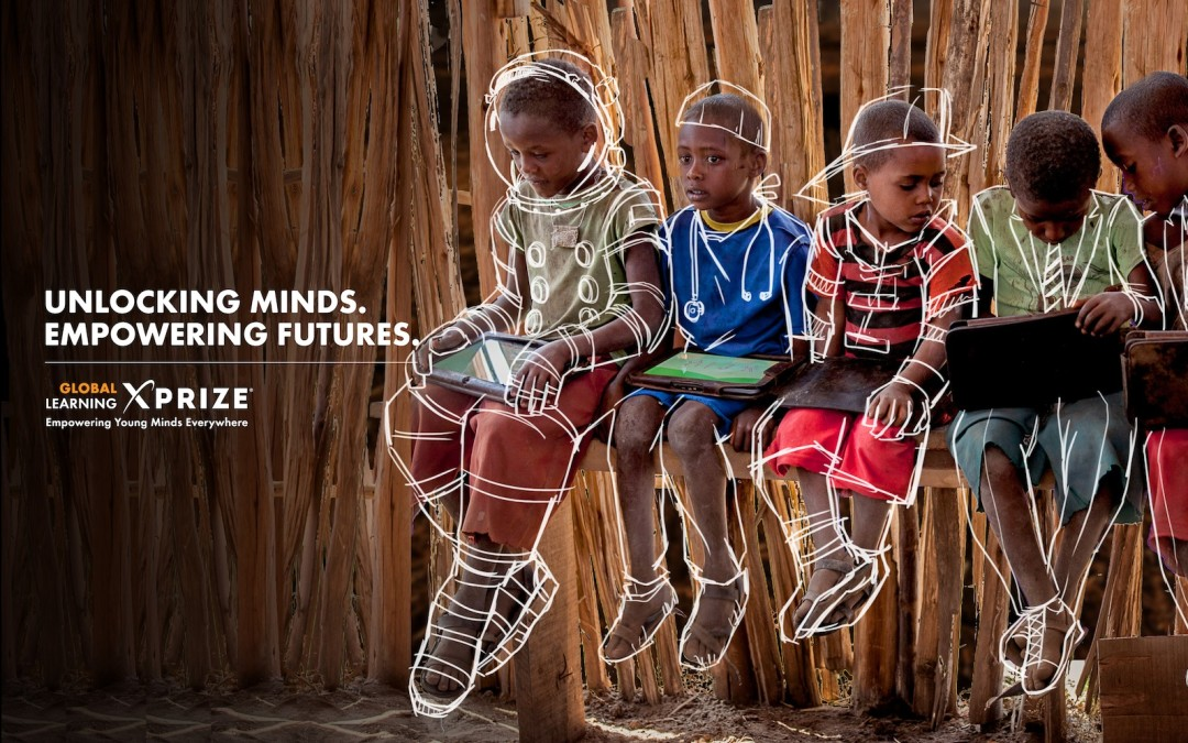 Please help us bring literacy to 250 million kids with the Global Learning XPRIZE